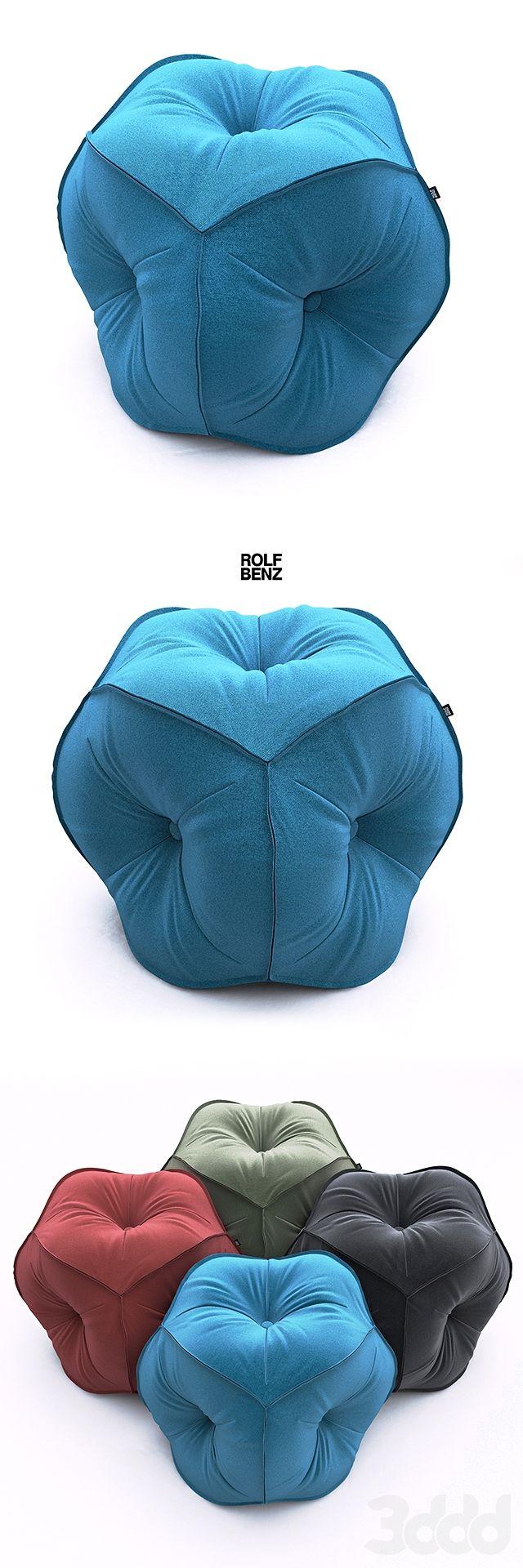 Rolf Benz 953 Footstool   sofa   Pinterest   Wohnzimmer