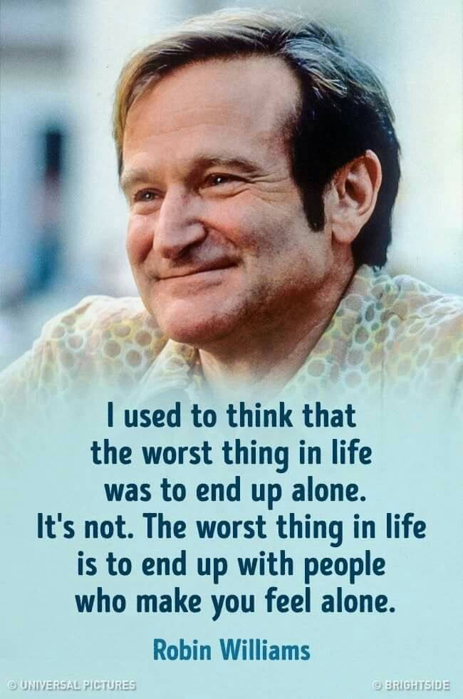 Robin Williams Wisdom Quotes Words Inspirational Quotes