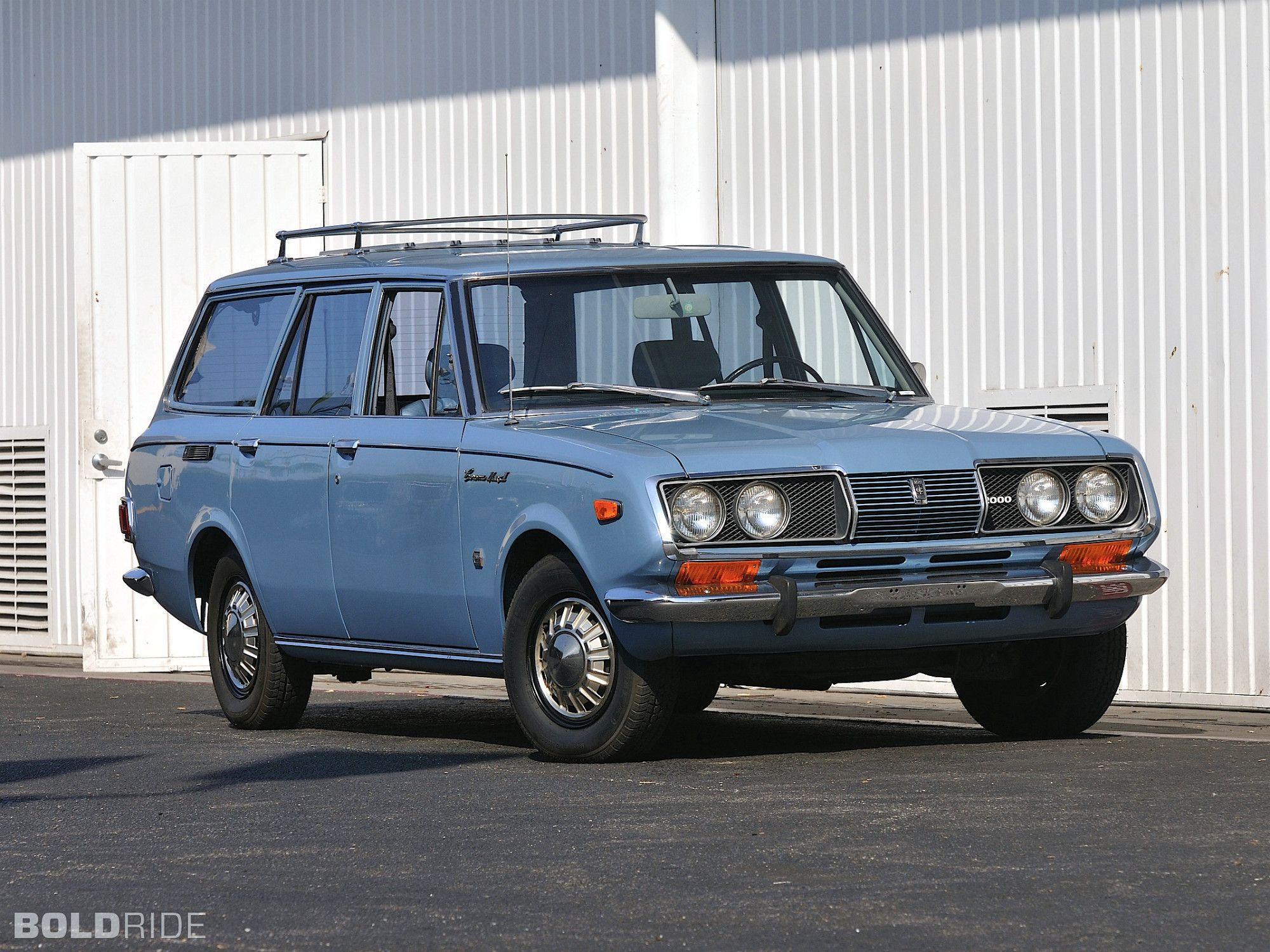 1968 72 toyota corona mark ii wagon classic cars. Black Bedroom Furniture Sets. Home Design Ideas