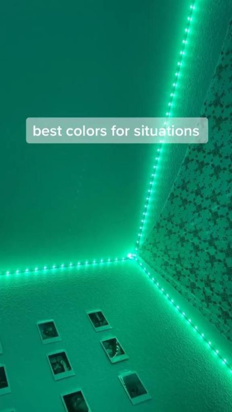 Whats Your Favorite Color In 2020 Led Lighting Bedroom Led Lighting Diy Led Room Lighting