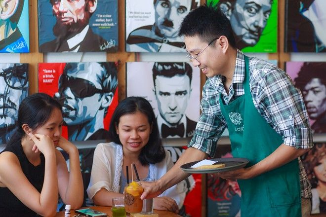 Tổ cà phê Đà Nẵng 4