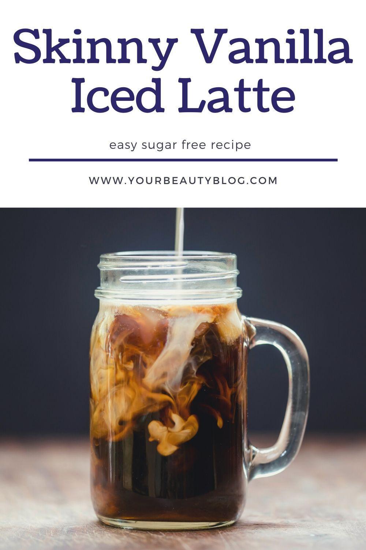 38+ Vanilla iced coffee calories ideas