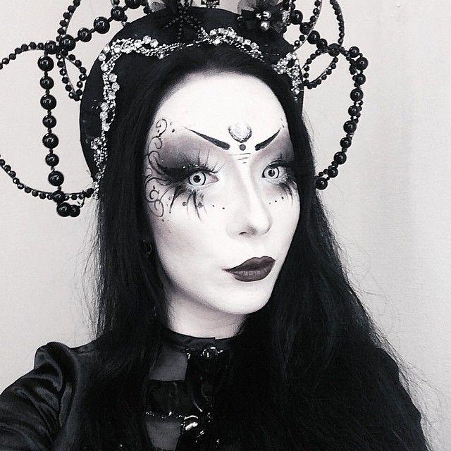 halloween makeup ideas - Buscar con Google | Halloween Makeup ...