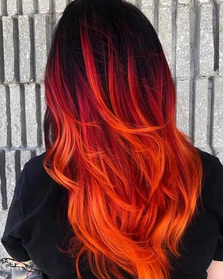 37 Best Red Ombre Hair Color Ideas Redhair 37 Best Red Ombre Hair Color Ideas Red Ombre Hair Is The Pe In 2020 Red Ombre Hair Hair Color Red Ombre Brown Ombre Hair