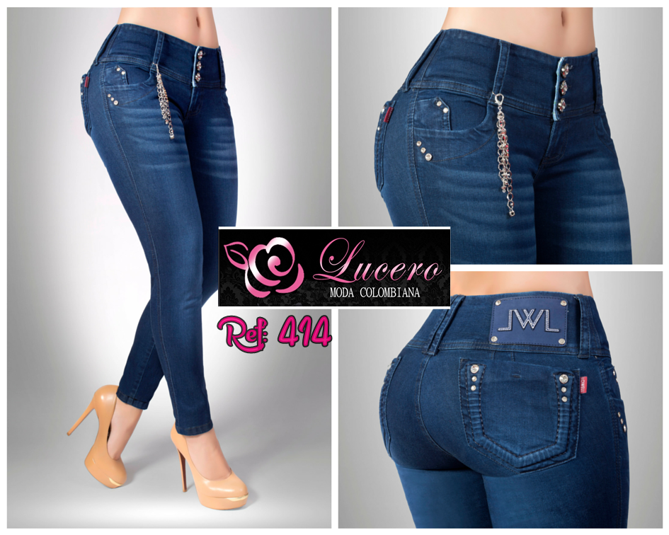 Jeans colombianos marcas