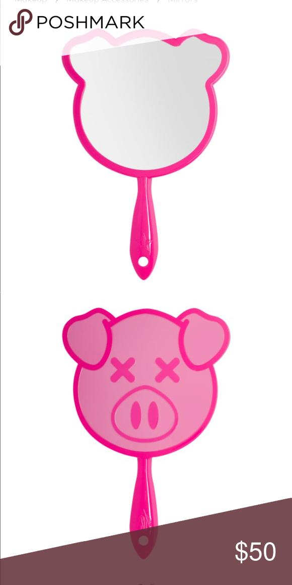 Jeffree Star X Shane Dawson Pink Pig Mirror Jeffree Star Shane Dawson Stars