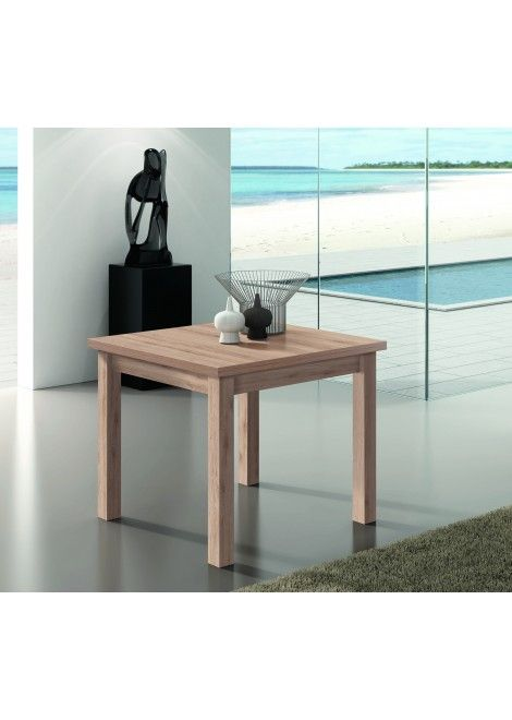 Table A Manger Extensible Chene Clair Ellora Table A Manger