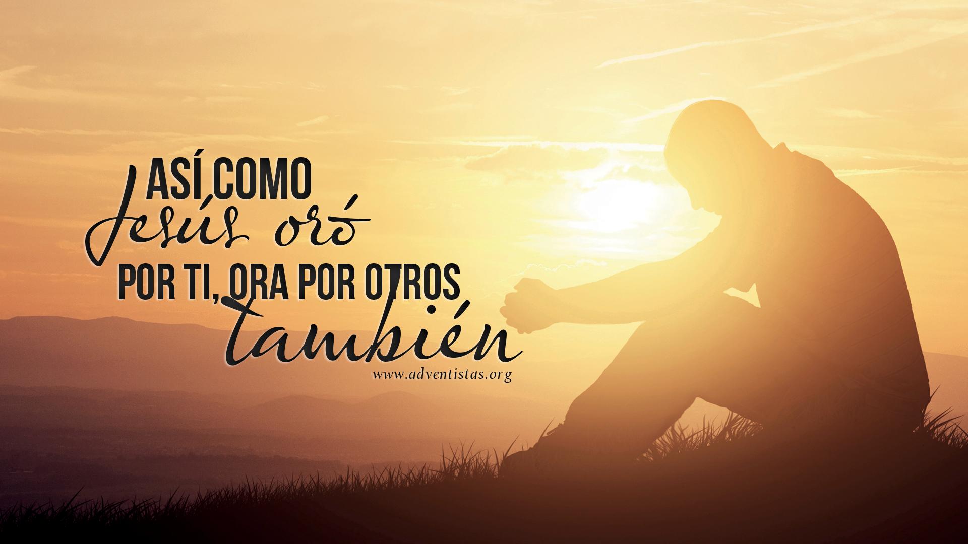 Orar por la conversión de amigos y parientes #10diasdeoracion