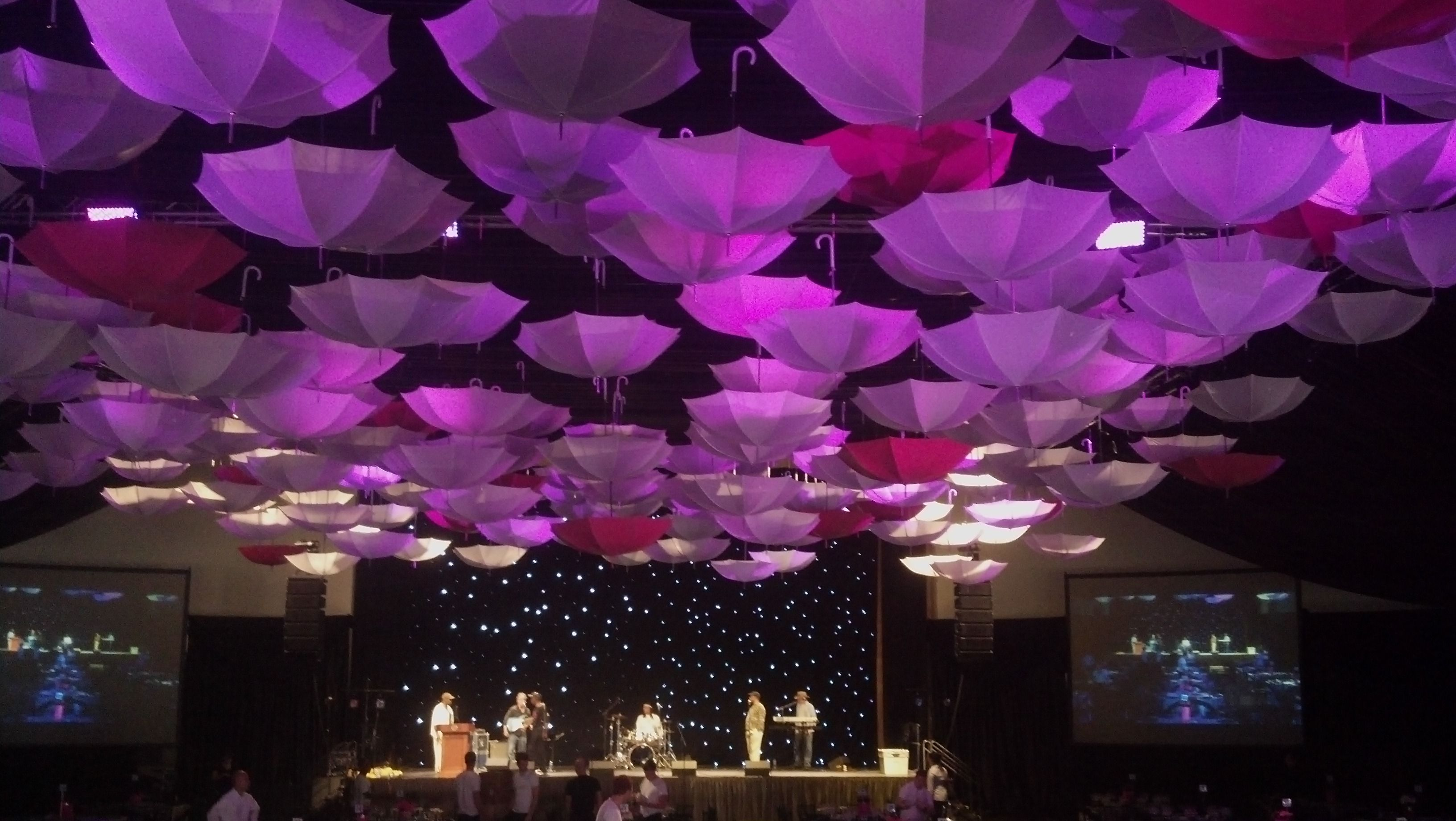umbrella ceiling treatments google search gala theme