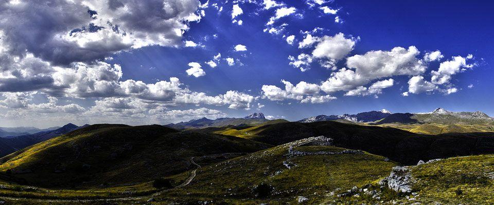 Abruzzo's peaks – Photo by Alberto Paolucci