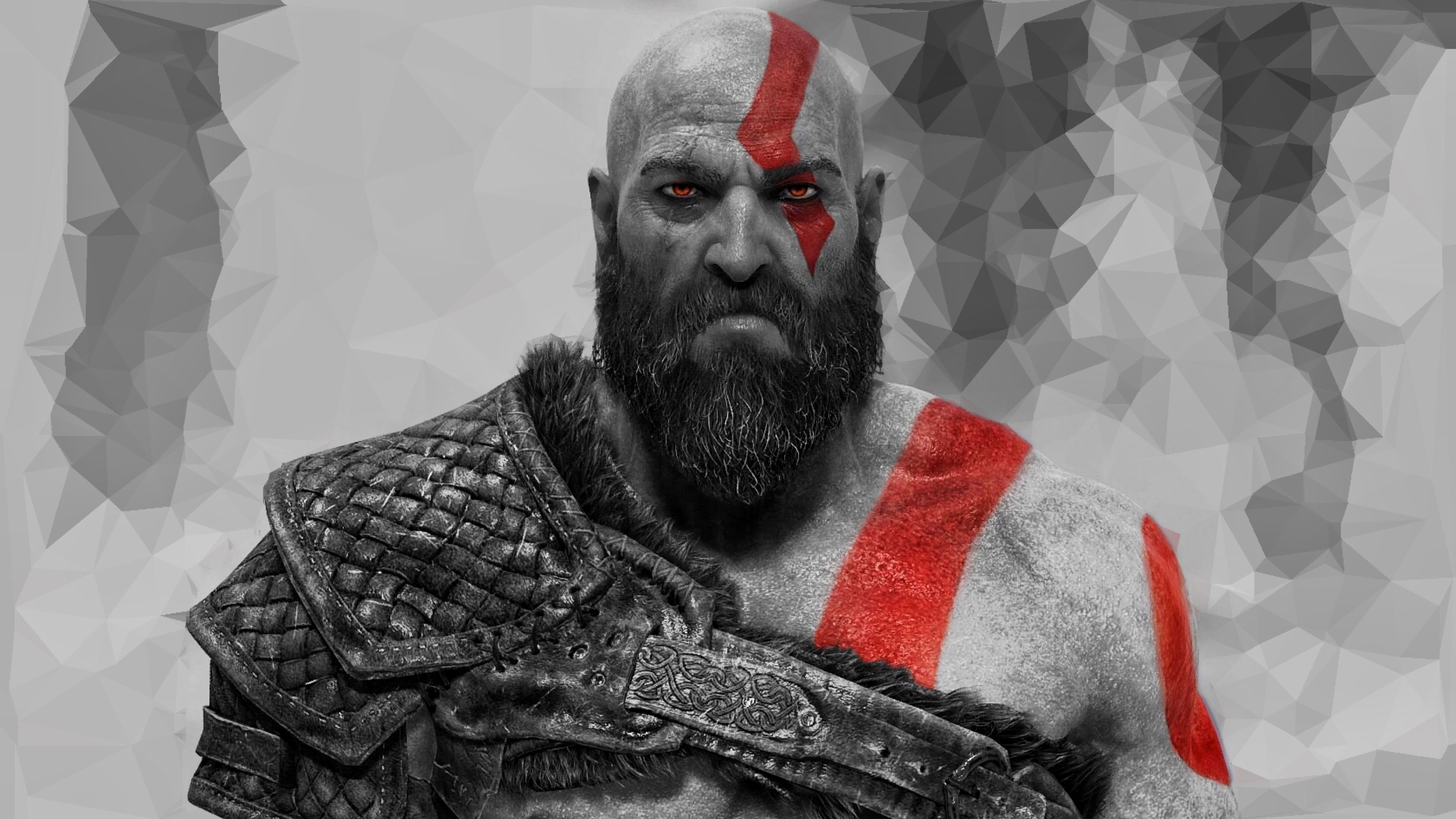 The Ghost God Of War 4k Hd Wallpapers God Of War Wallpapers Games Wallpapers 4k Wallpapers God Of War Kratos God Of War Hd Wallpaper