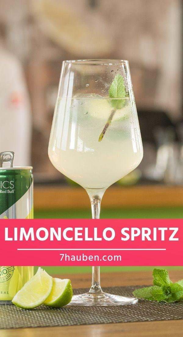 Photo of Limoncello Spritz – ein Sommercocktail