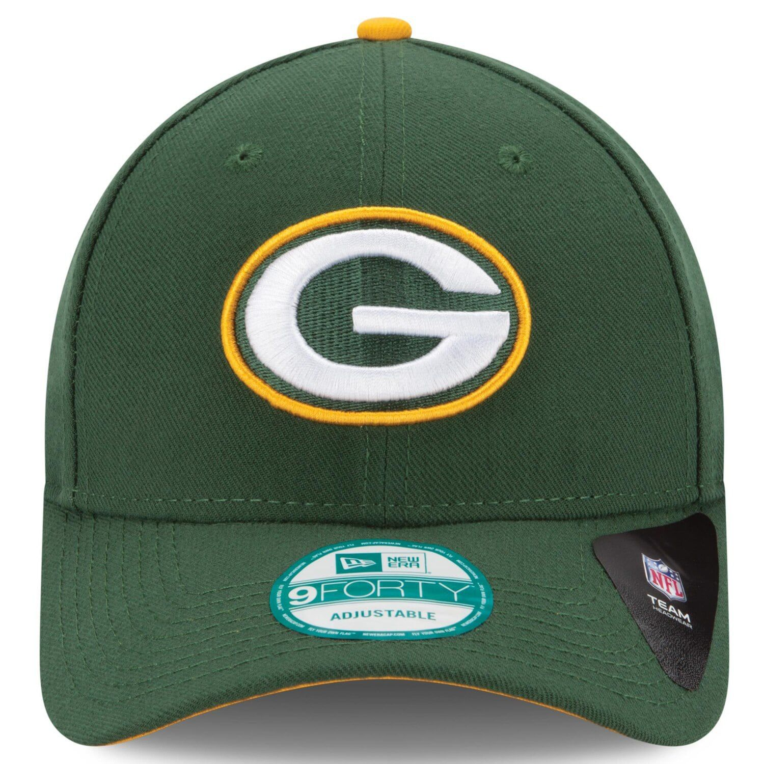 Youth New Era Green Green Bay Packers League 9forty Adjustable Hat Affiliate Green Affiliate Bay Youth Era Adjustable Hat Green Bay Packers New Era
