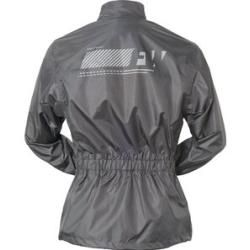 Rain Basic 191 Jacke grau Xxxl Fastway #fashionbasics