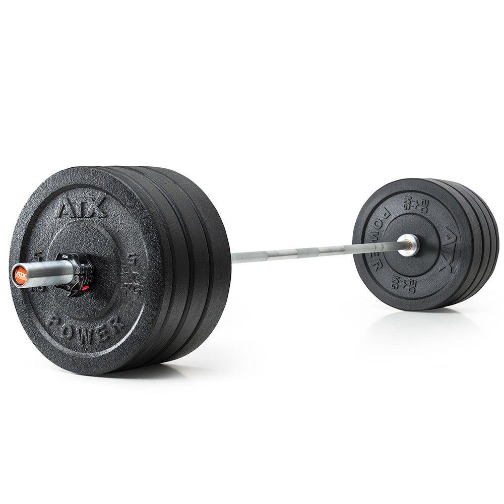 Hantelsatz - Vorteilspaket! ATX® RR-Bumper-Set 120 kg  #atxstrength #atxpower #hantelset #hantel #langhantel #workout #vorteilsangebot #sparangebot #weightlifting #gewichtheben