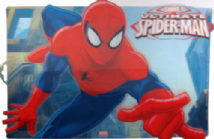 Marvel Heroes Spiderman Holographic Dinner Place Mat
