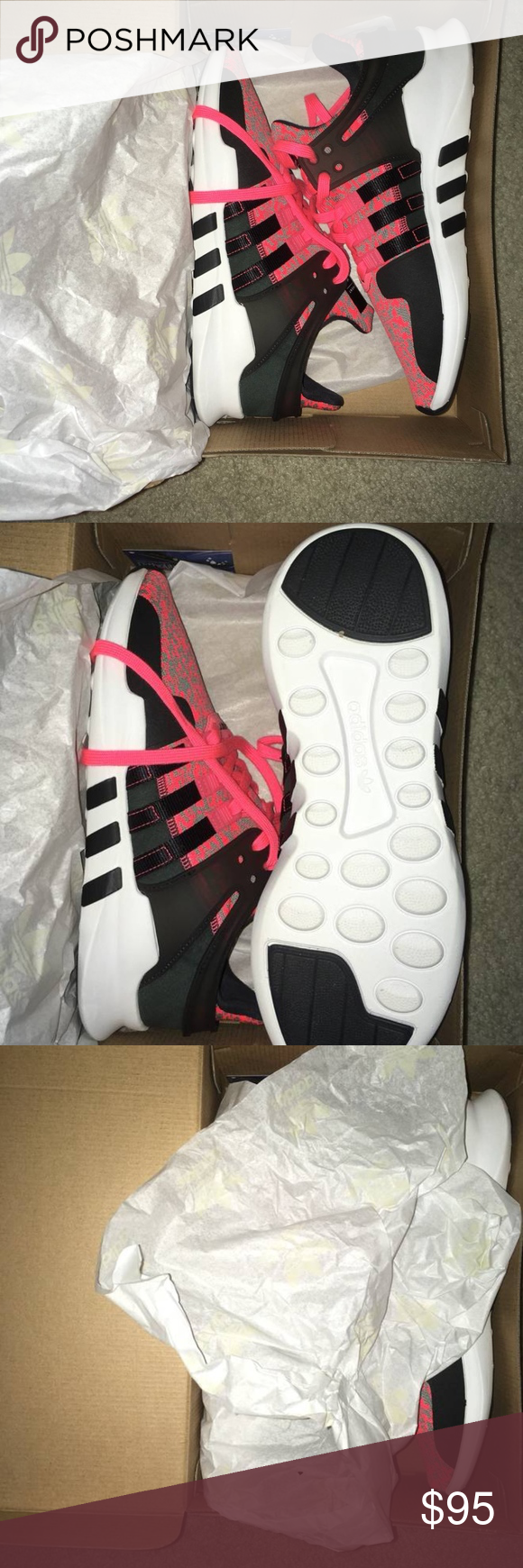 9c40c404e35a Adidas EQT support pink turbo Adidas EQT support pink turbo sneakers brand  new in box size 10 adidas Shoes Sneakers