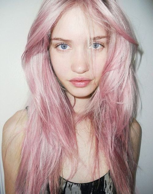 Love this hair color♥