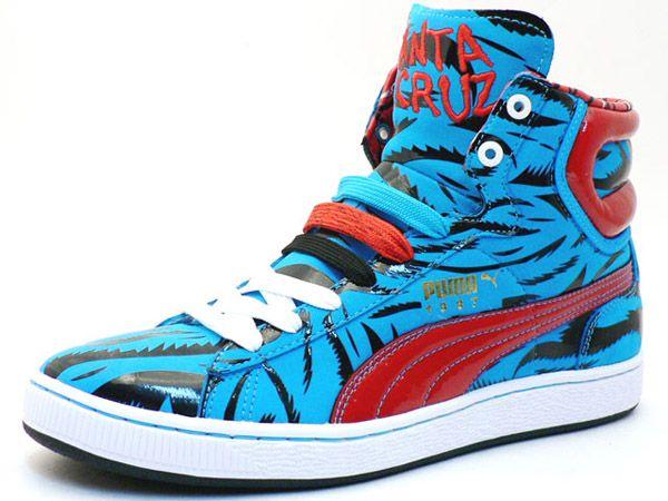 66cc7e1c828 Santa Cruz x Puma First Round | I want | Shoes, Me too shoes, Santa cruz