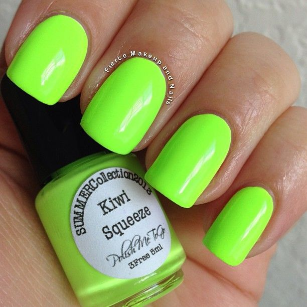 Polish Me To Go - Kiwi Squeeze | ~Nails~ | Pinterest | La uña ...