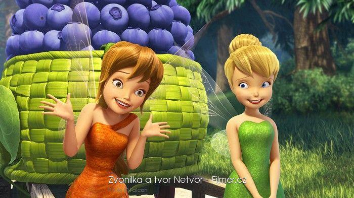 Zvonilka a tvor Netvor video film online