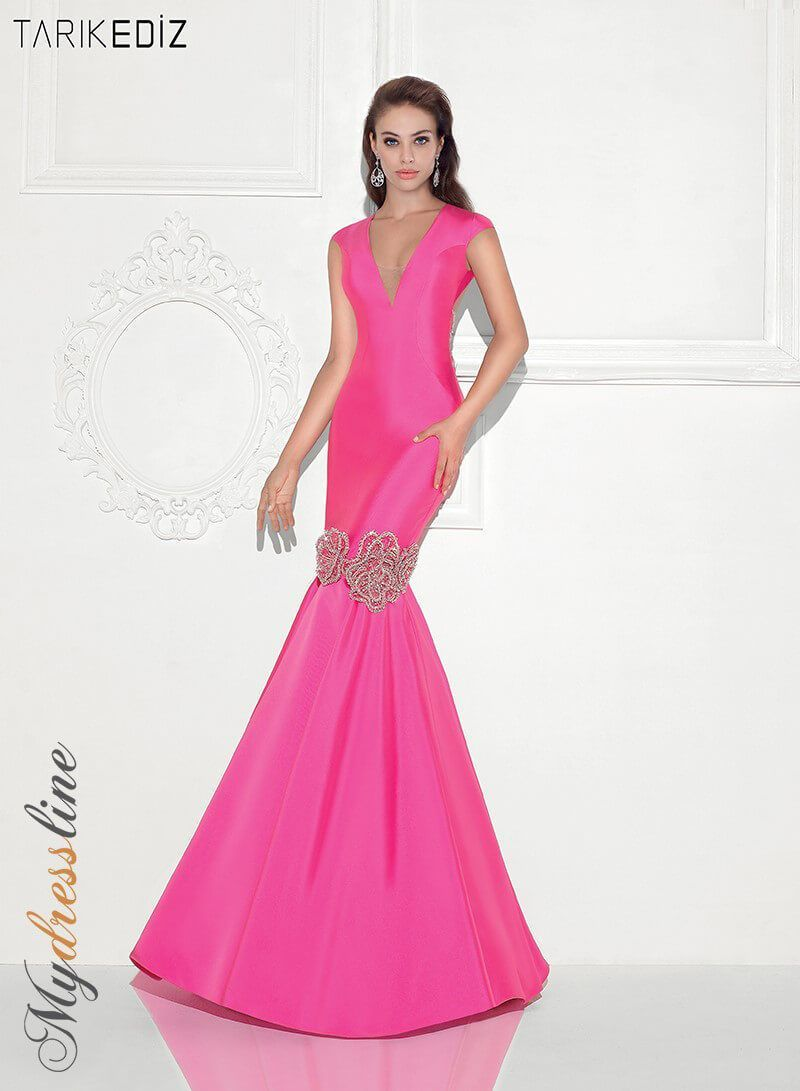 Tarik Ediz 92729 Evening Dress ~LOWEST PRICE GUARANTEED~ NEW ...