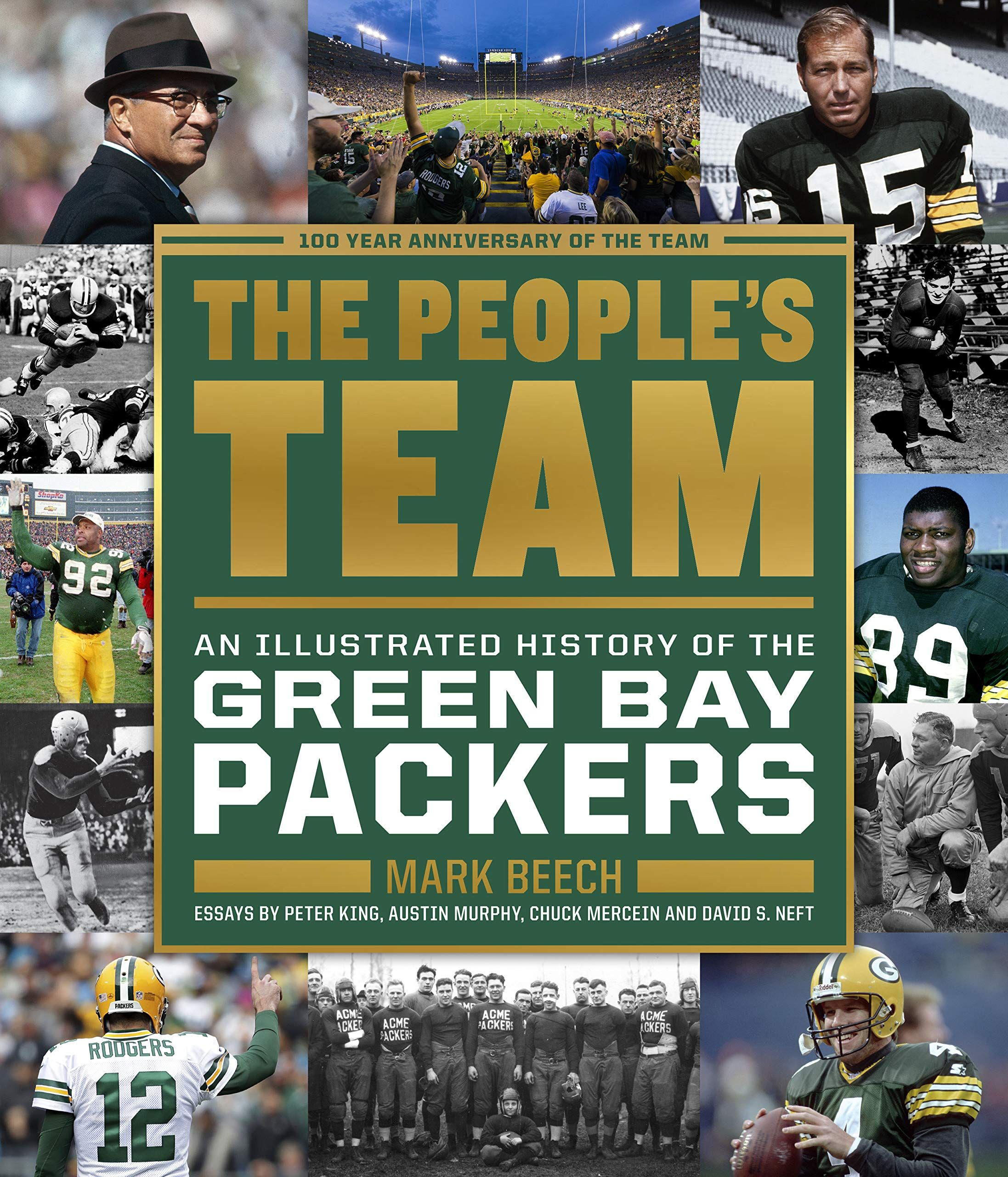 The People S Team An Illustrated History Of The Green Bay Packers Hardcover Illustrated October 8 2019 History Green Free Reading Green Bay Free Books