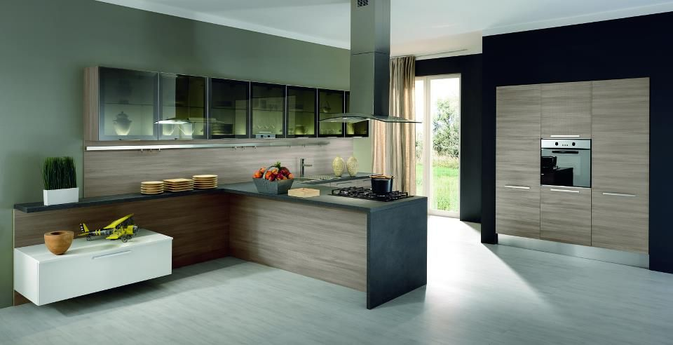 Aran Kitchen Mia Tranche For The Lower Cabinets And Drawers