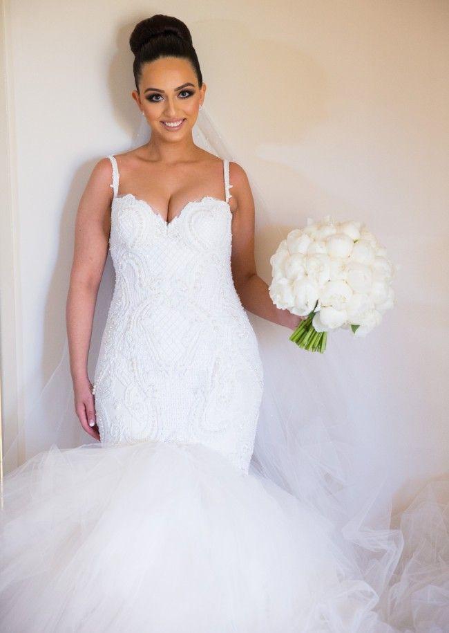 George Elsissa Custom Made Wedding Dress Wedding Dresses Wedding Dresses For Sale Dresses