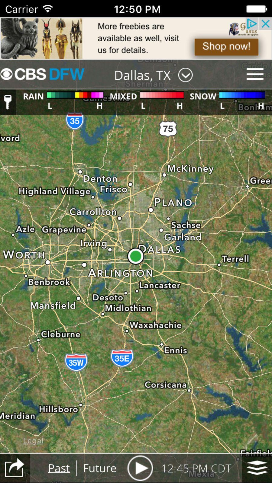 CBS DFW Weather #ios#apps#app#Local | Apple Game Cases