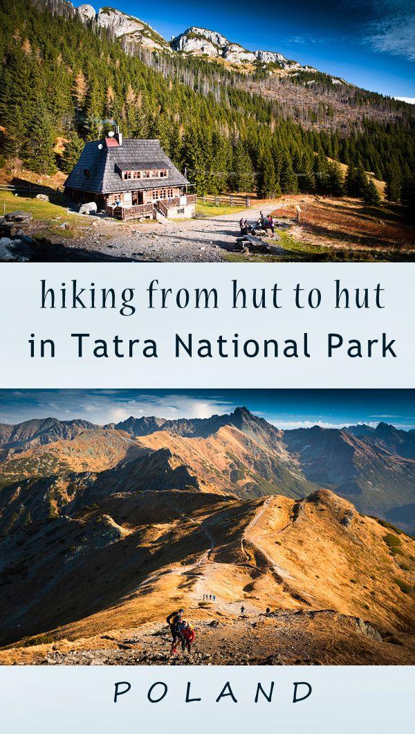Hut To Hut Hiking In Polish Tatra Mountains