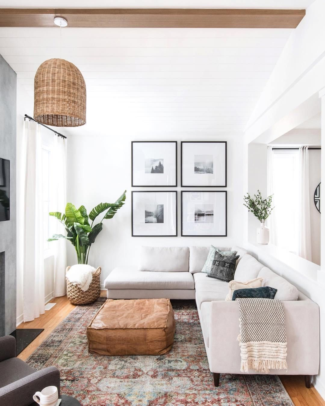Do You Need Some Extra Spaces To Store The Goods At Your Super Skinny House Why Don T Yo Living Room Decor Modern Room Furniture Design Farm House Living Room