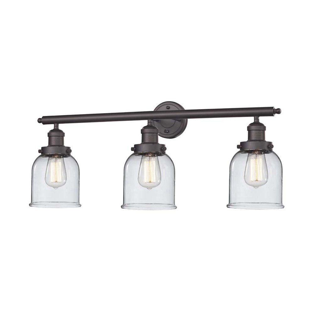 437 lowes shop innovations lighting 205 small glass bell 3 light 437 lowes shop innovations lighting 205 small glass bell 3 light wall bracket at lowes canada aloadofball