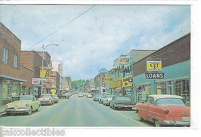 Main Street-Corbin,Kentucky