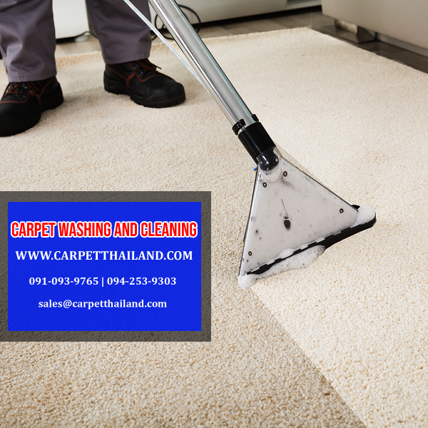 Carpets Require Special Care And Conditioning From Time To Time So