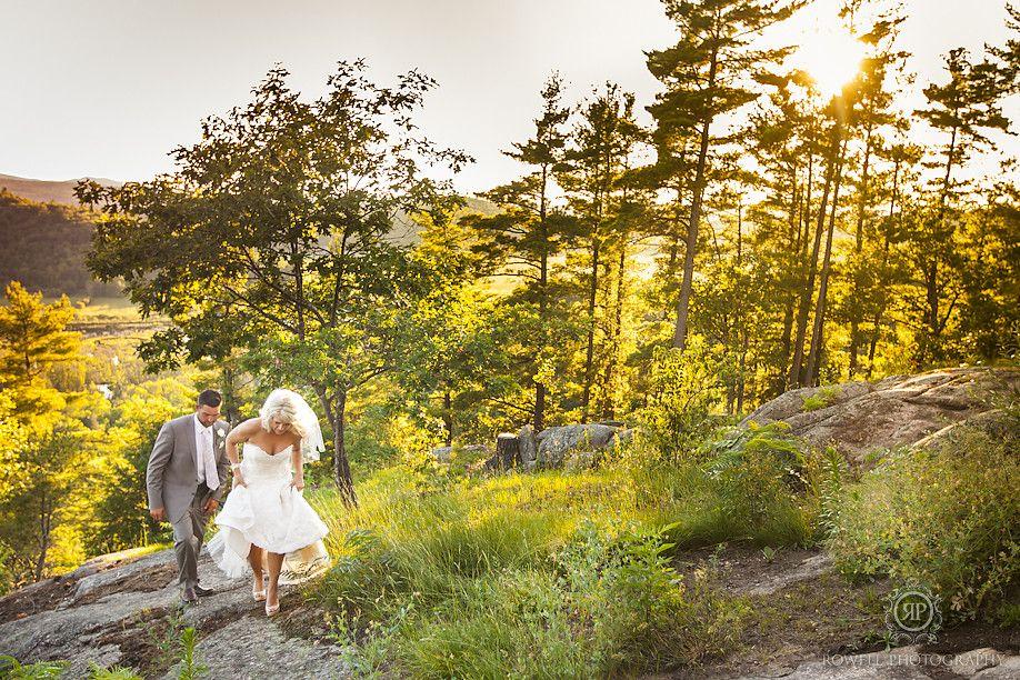 Quebec Wedding Photography Adam & Melissa Wakefield