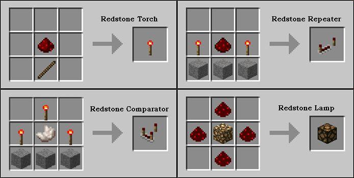 wikipedia minecraft redstone repeater