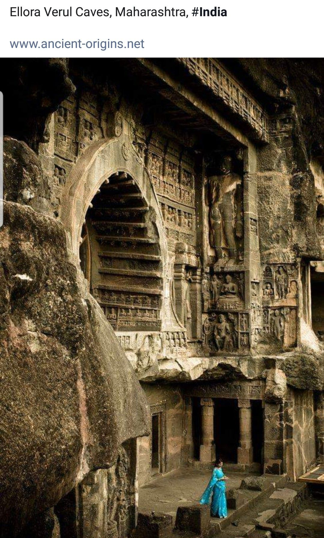 Ellora Caves Maharashtra India Ajanta Caves Places To See