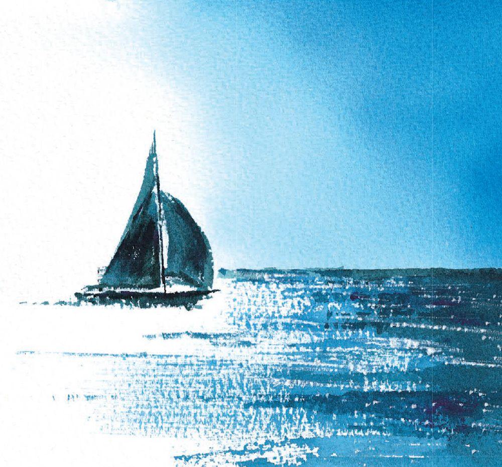 L Aquarelle Simplement Comment Peindre L Eau Aquarelle Et Peinture