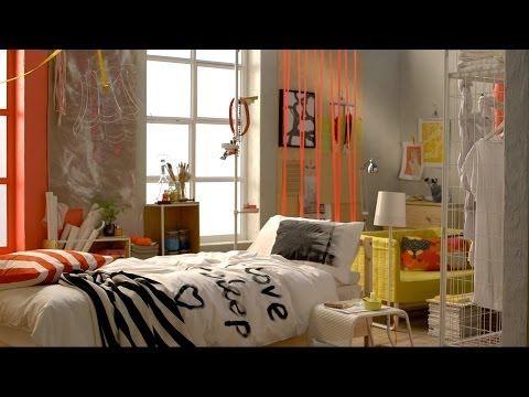 Zelfexpressie! Ideeën voor een creatieve slaapkamer