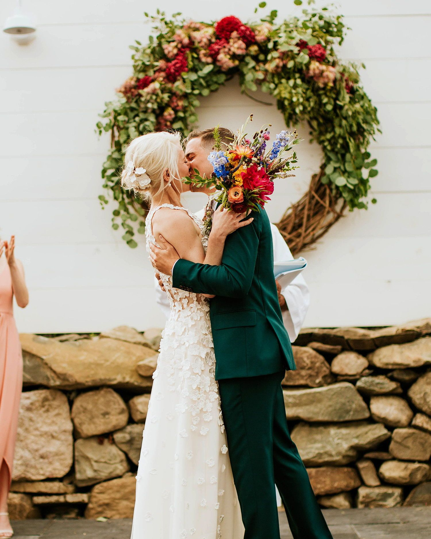 A Handmade And All Hands On Deck Wedding In Upstate New York