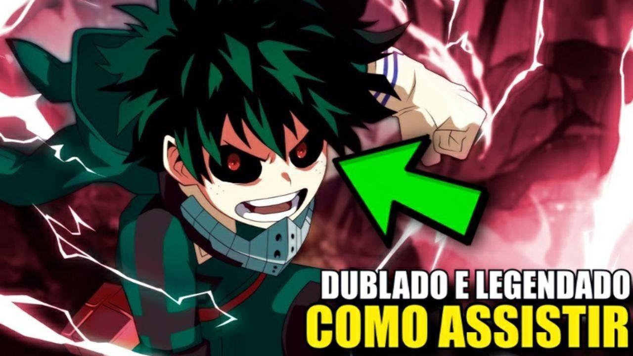 Pin Em Animes