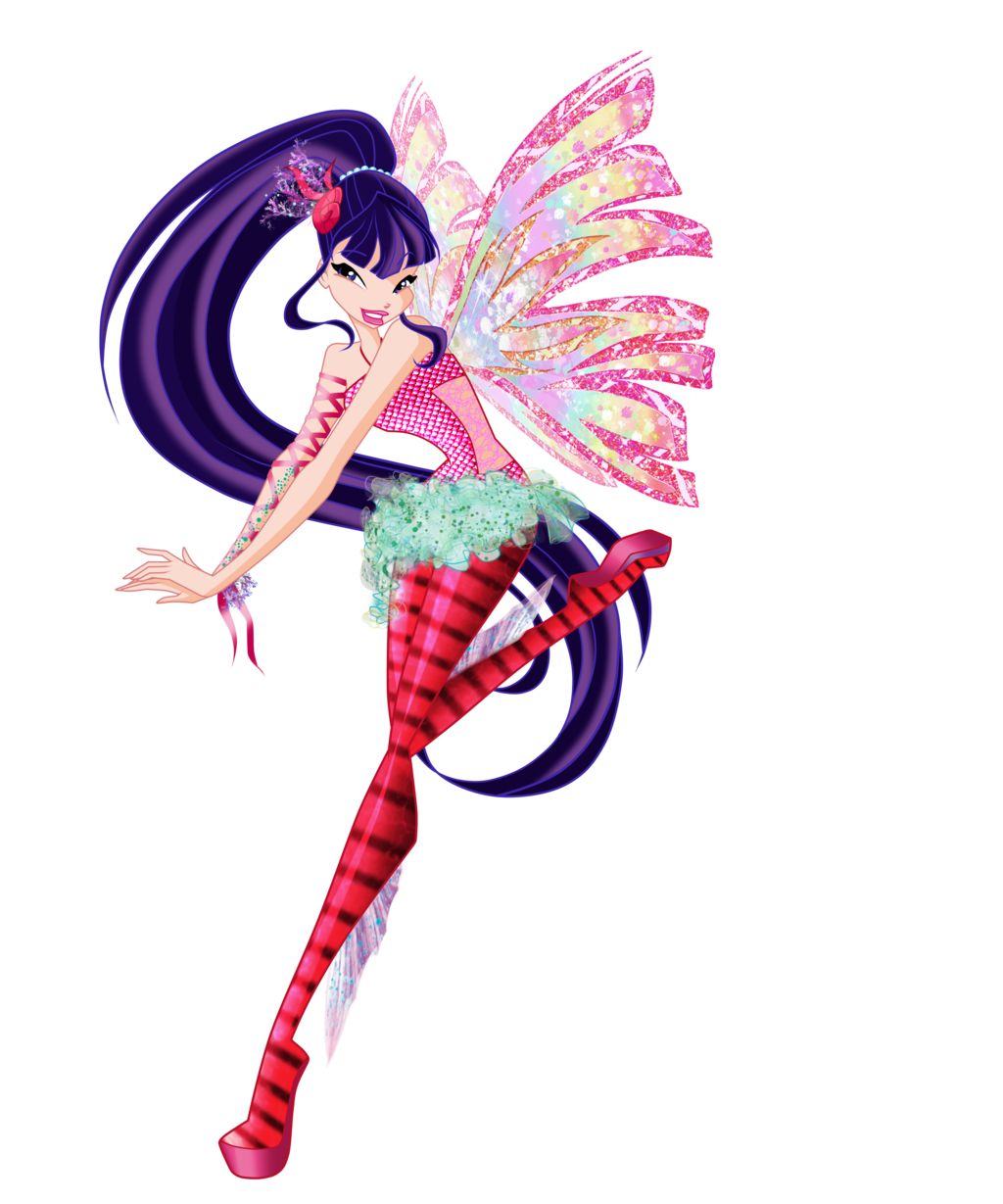 Musa Sirenix by Bloom2.deviantart.com on @DeviantArt