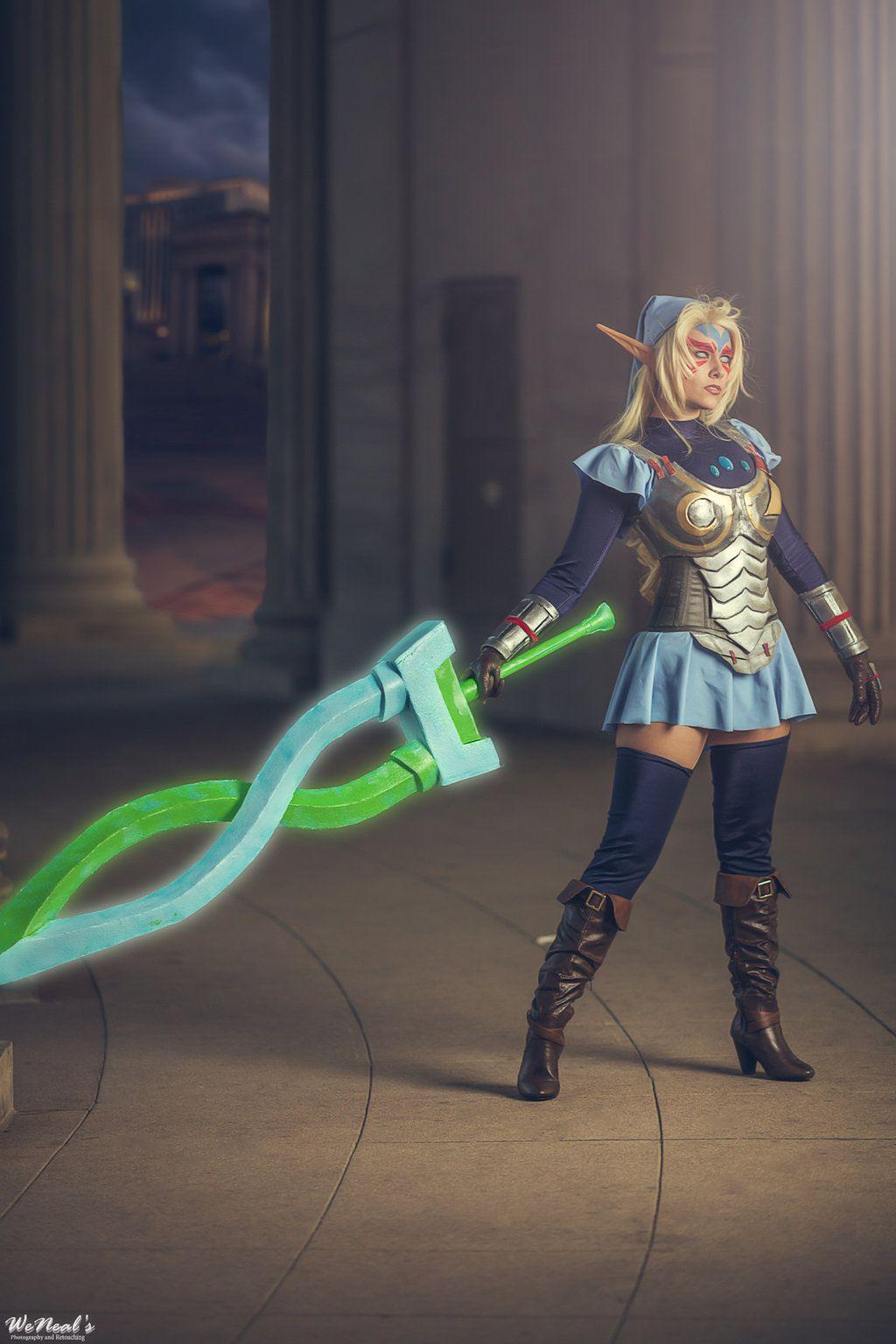 Fierce Deity - Amazing cosplay by SilverShadeCosplay - www