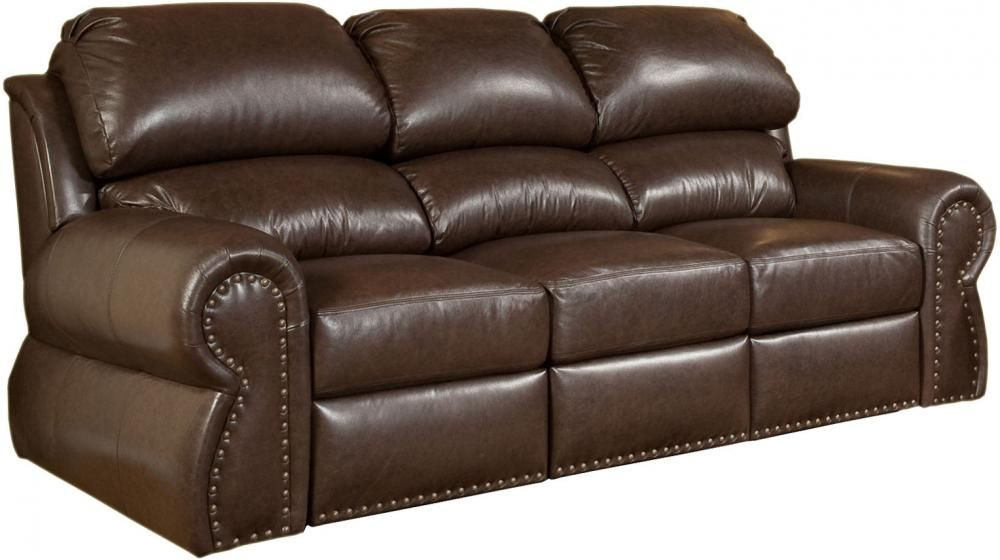 Explore Leather Couches, Leather Furniture, And More! Leather Cordova  Recling Sectional San Antonio ...