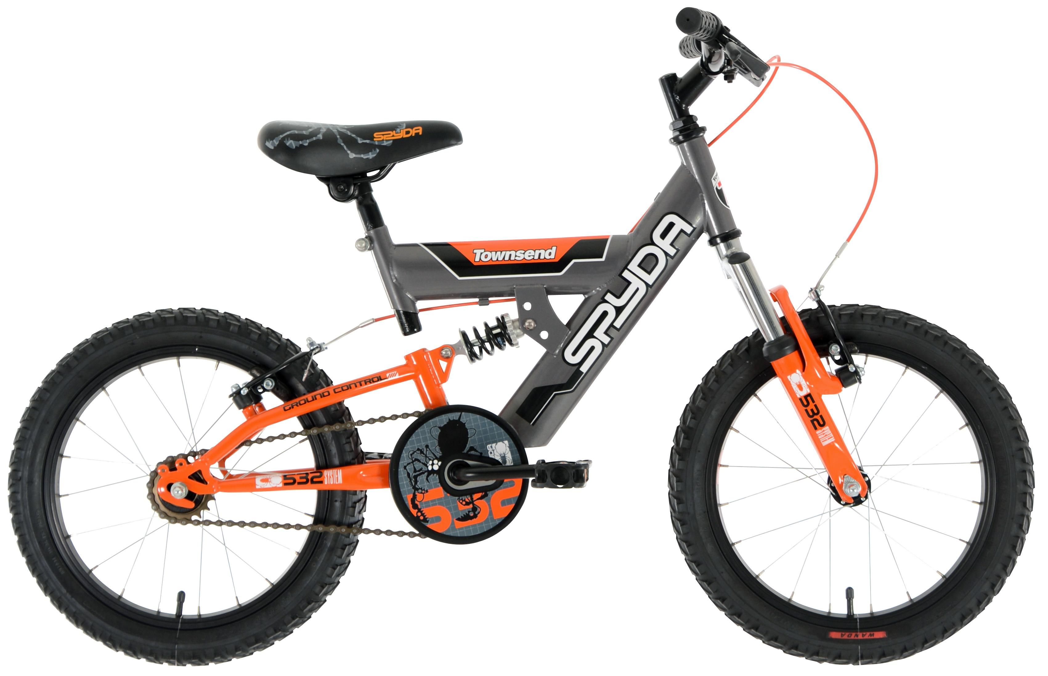 Youngsters Can Get Out There And Tackle The Terrain On The