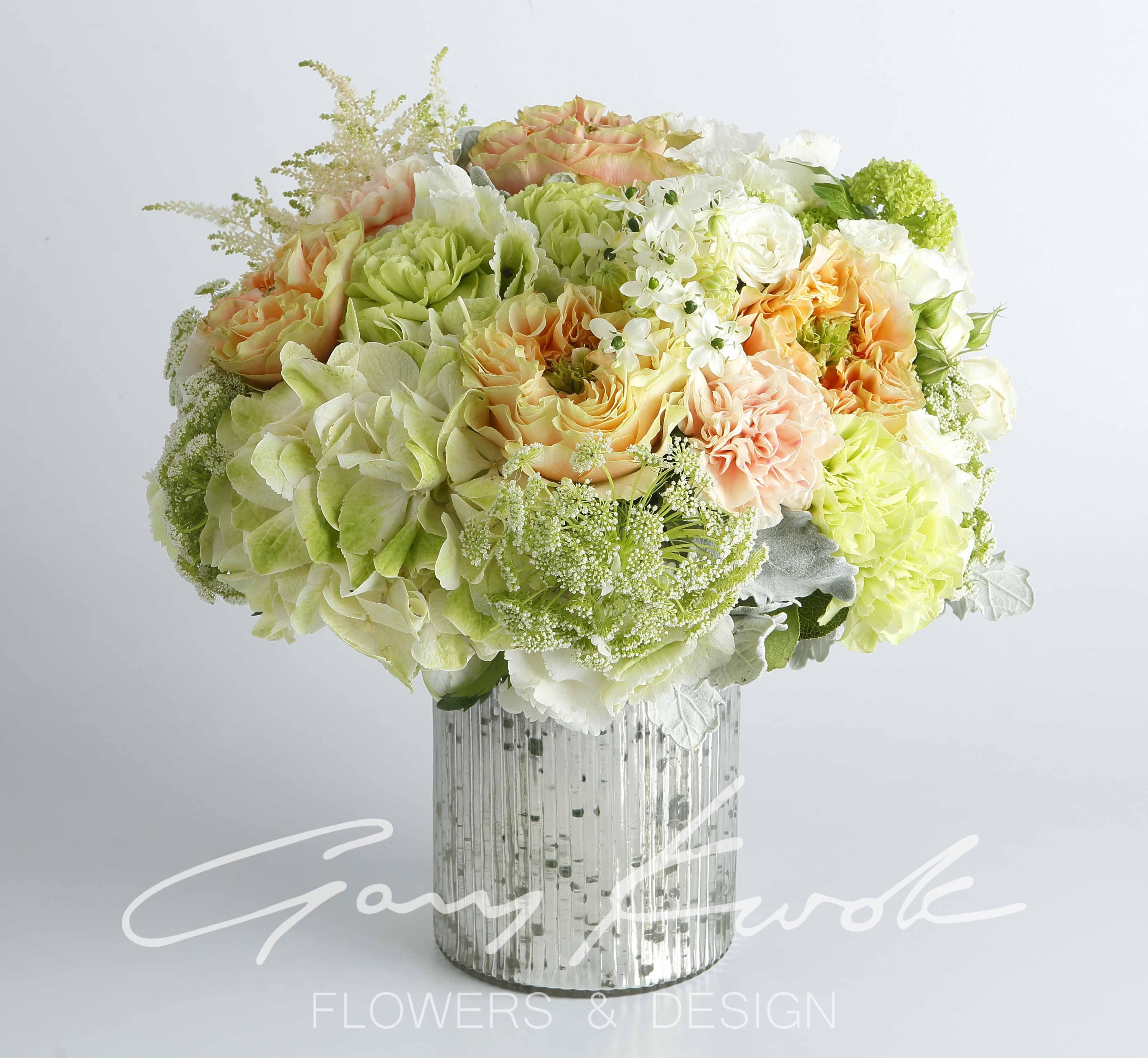 Fresh Spring Flower Arrangement Designed By Gary Kwok Visit Us Www