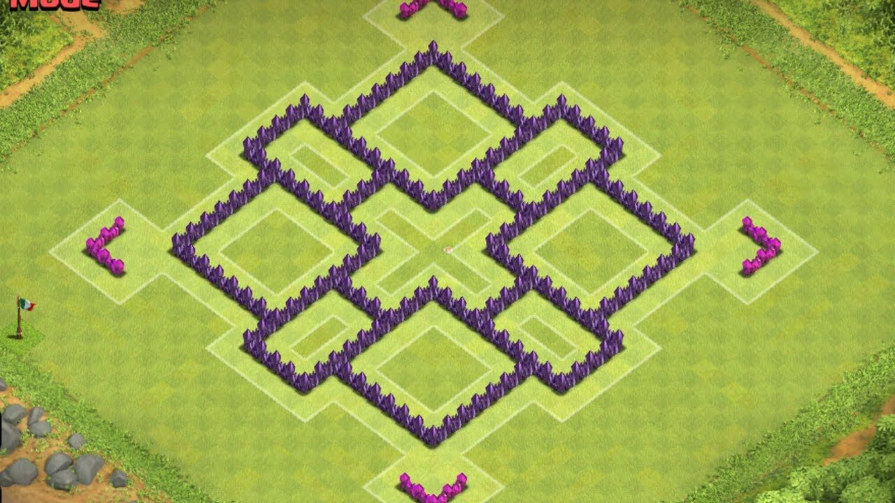 Clash Of Clans Best Town Hall 7 Farming Base Town Hall 7 Farming Clash Of Clans Clan Town Hall