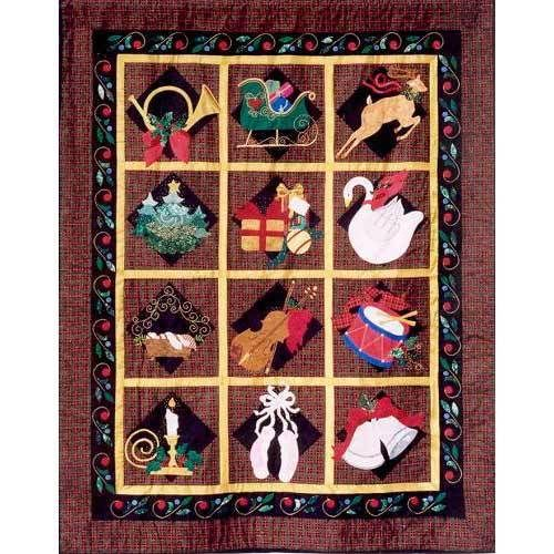 Quilt Patterns 83957: Christmas Medley Pack Quilt Pattern, From ... : bits n pieces quilt patterns - Adamdwight.com