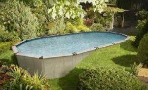 Inground Above Ground Pools Above Ground Pool